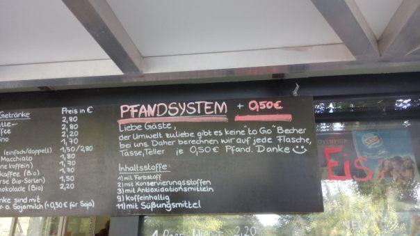 pfandsystem